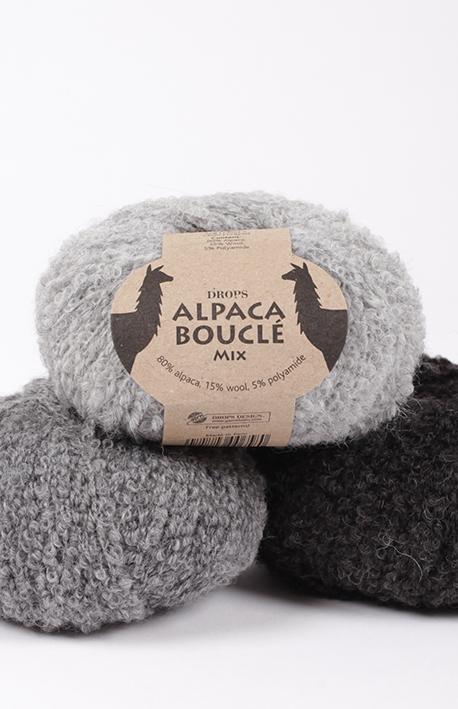 DROPS Alpaca Bouclé