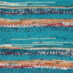162 blue sea print