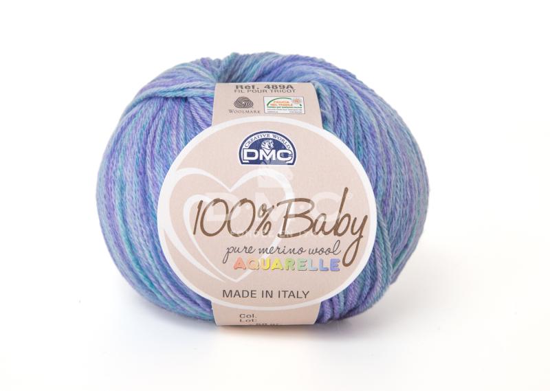 DMC 100% BABY Aquaarelle