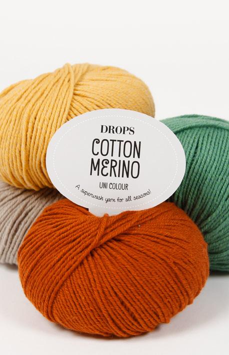 DROPS CottonMerino