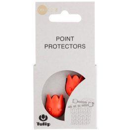 Tulip Point protectors large orange - 5pcs