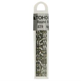 Toho Glass beads round 8-0 - 4g - 0029