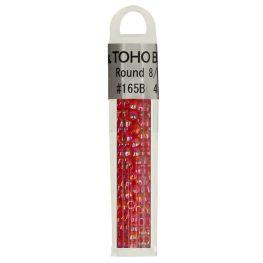 Toho Glass beads round 8-0 - 4g - 0165B