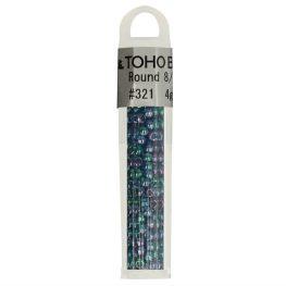 Toho Glass beads round 8-0 - 4g - 0321