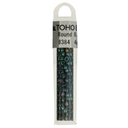Toho Glass beads round 8-0 - 4g - 0384