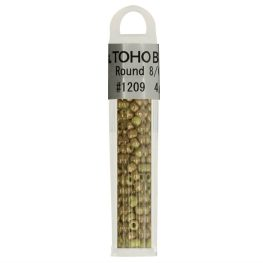 Toho Glass beads round 8-0 - 4g - 1209