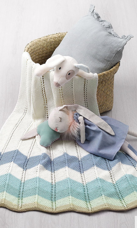 pattern-knit-crochet-baby-blanket-spring-summer-katia-8029-450-g
