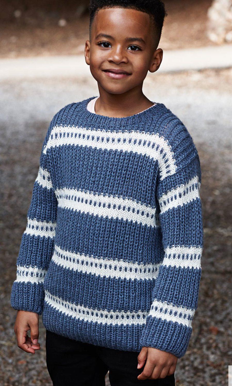pattern-knit-crochet-kids-sweater-autumn-winter-katia-6138-15-g
