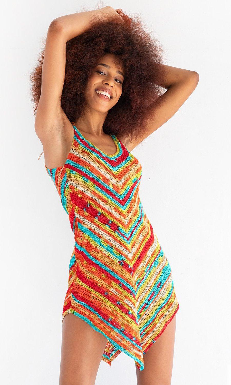 pattern-knit-crochet-woman-dress-spring-summer-katia-8031-488-g