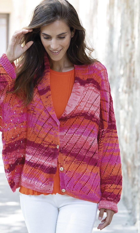 pattern-knit-crochet-woman-jacket-spring-summer-katia-6122-20-g