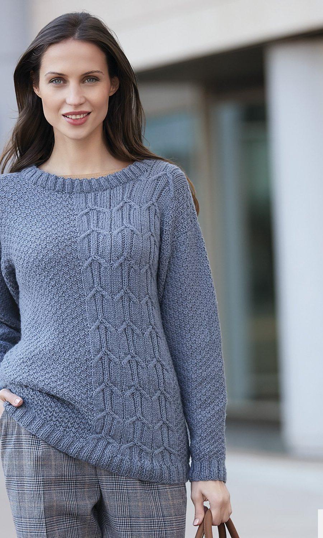pattern-knit-crochet-woman-sweater-autumn-winter-katia-6092-23-g