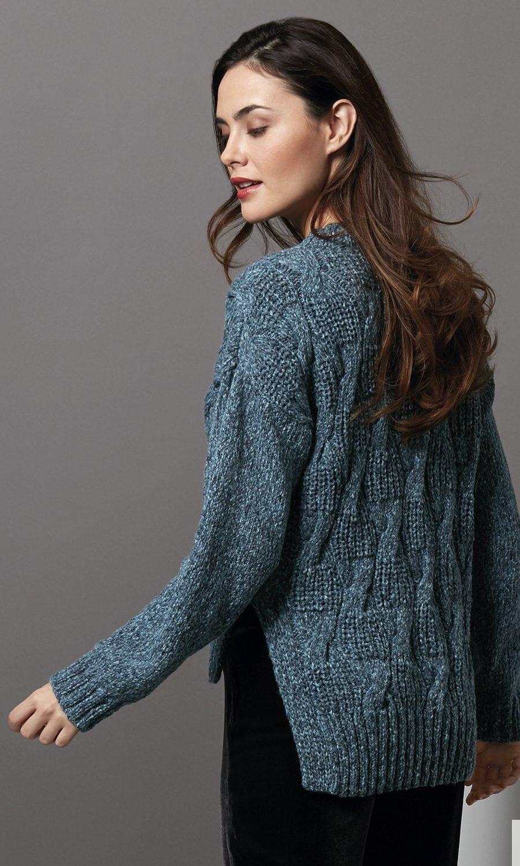 pattern-knit-crochet-woman-sweater-autumn-winter-katia-6136-45-g
