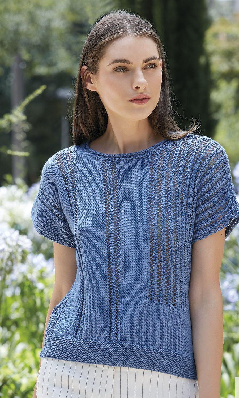 pattern-knit-crochet-woman-sweater-spring-summer-katia-6123-4-g