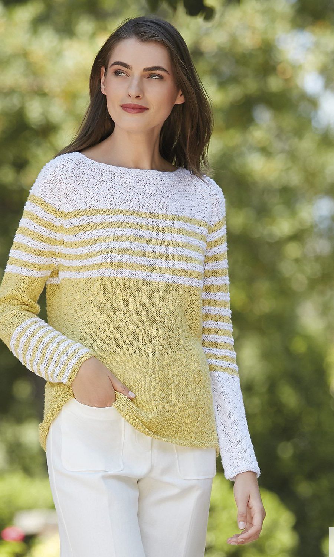 pattern-knit-crochet-woman-sweater-spring-summer-katia-6123-9-g