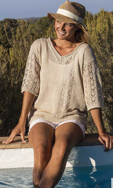 pattern-knit-crochet-woman-sweater-spring-summer-katia-6124-79-g