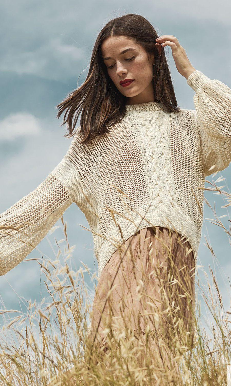 pattern-knit-crochet-woman-sweater-spring-summer-katia-6167-6-g