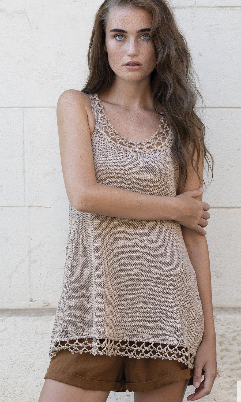 pattern-knit-crochet-woman-top-spring-summer-katia-6122-46-g