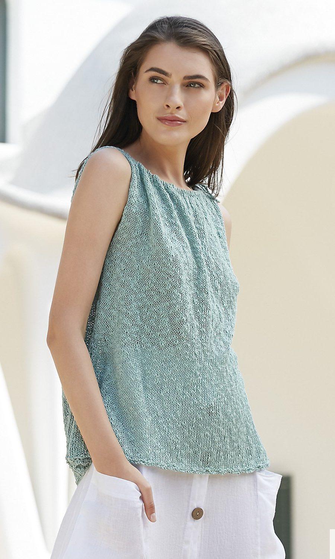 pattern-knit-crochet-woman-top-spring-summer-katia-6123-8-g