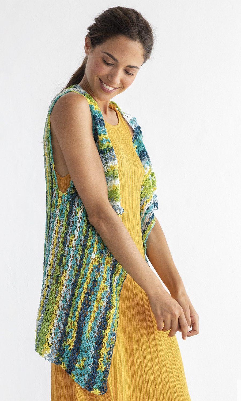 pattern-knit-crochet-woman-vest-spring-summer-katia-8029-470-g