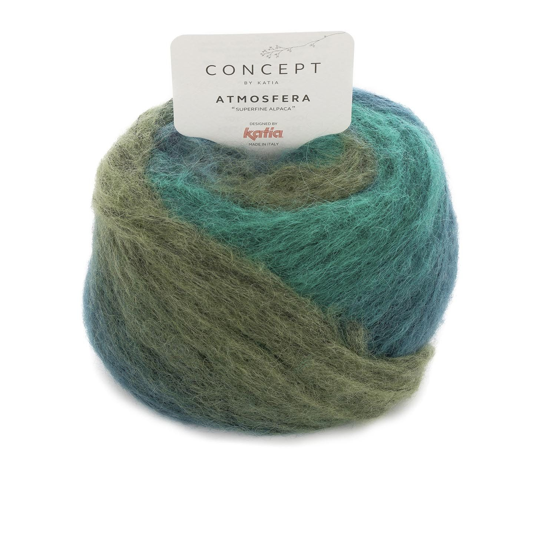 yarn-wool-atmosfera-knit-superfine-alpaca-polyamide-merino-green-dark-blue-turquoise-autumn-winter-katia-311-g
