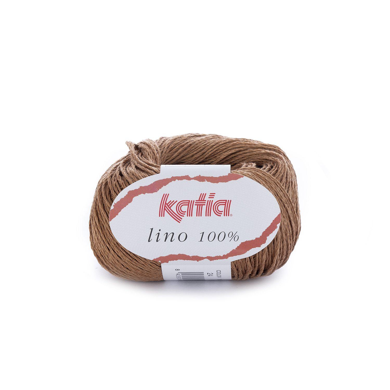 yarn-wool-lino100-knit-linen-brown-spring-summer-katia-24-g
