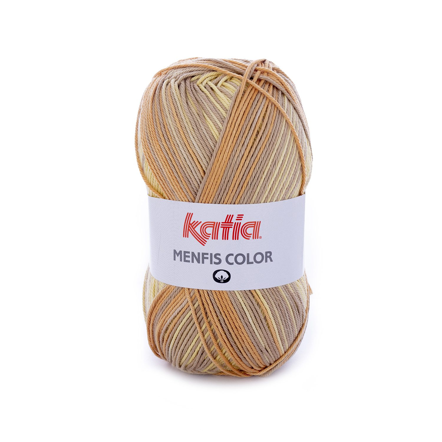 yarn-wool-menfiscolor-knit-cotton-light-yellow-beige-spring-summer-katia-104-g